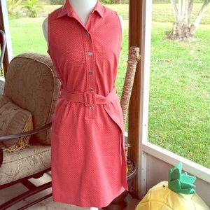 J.McLaughlin button down dress. Wrinkle free